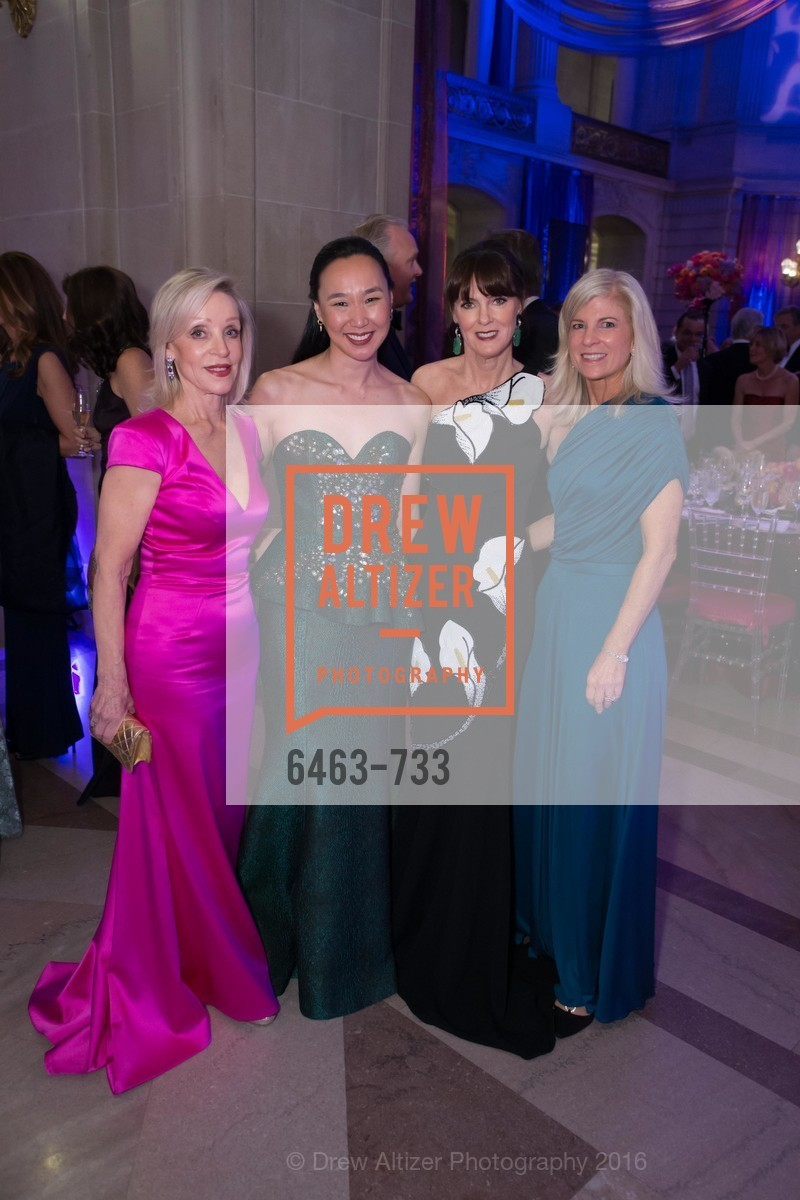 Barbara Brown, Carolyn Chang, Allison Speer, Lynn Callander, Photo #6463-733