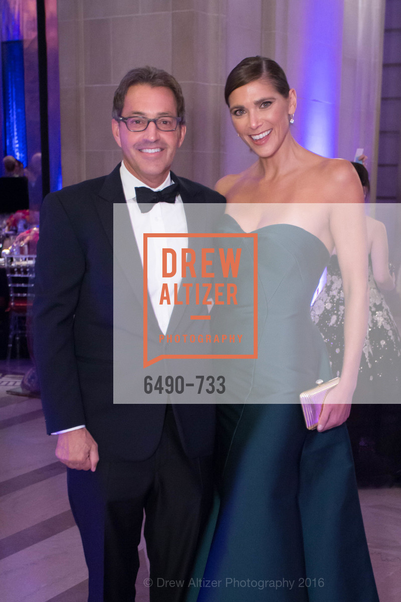 Andy Chase, Christine Williams, San Francisco Ballet 2016 Opening Night Gala, San Francisco City Hall. 1 Dr Carlton B Goodlett Pl, January 21st, 2016,Drew Altizer, Drew Altizer Photography, full-service agency, private events, San Francisco photographer, photographer california