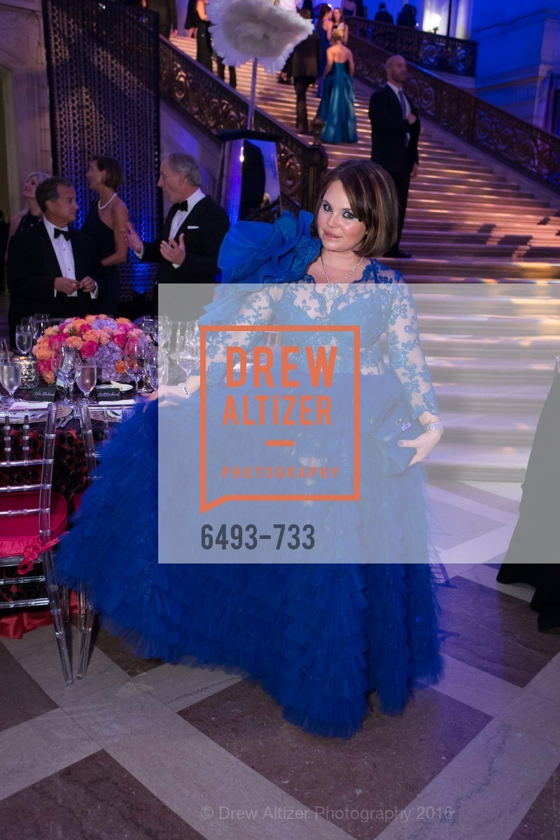 Rada Katz, San Francisco Ballet 2016 Opening Night Gala, San Francisco City Hall. 1 Dr Carlton B Goodlett Pl, January 21st, 2016,Drew Altizer, Drew Altizer Photography, full-service agency, private events, San Francisco photographer, photographer california