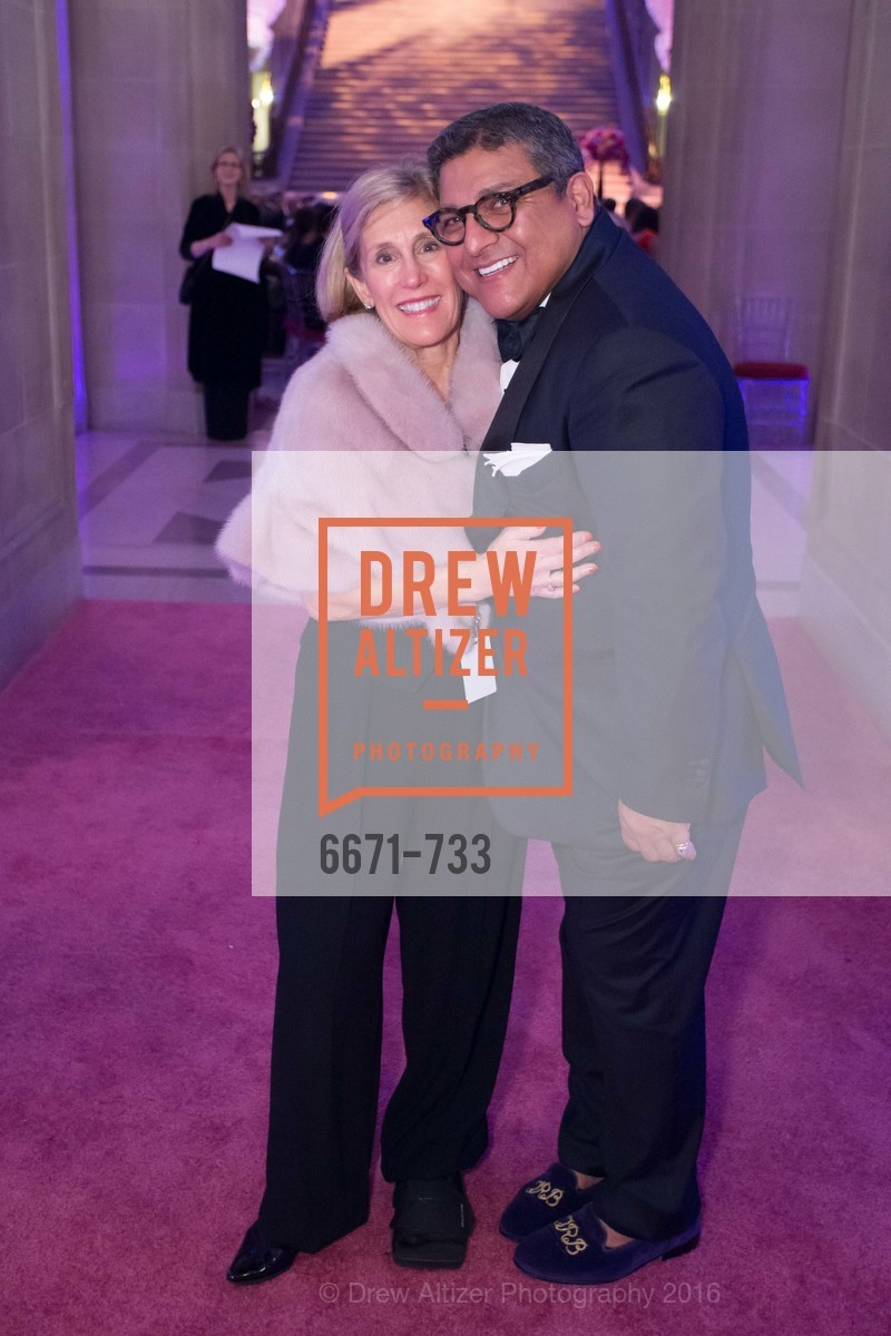 Kathy Huber, Riccardo Benavides, San Francisco Ballet 2016 Opening Night Gala, San Francisco City Hall. 1 Dr Carlton B Goodlett Pl, January 21st, 2016,Drew Altizer, Drew Altizer Photography, full-service agency, private events, San Francisco photographer, photographer california