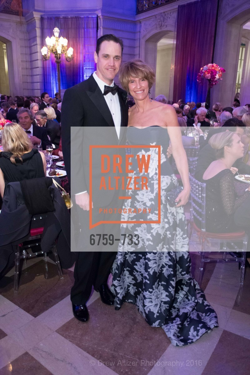 Robert Mailer Anderson, Kate Duhamel, San Francisco Ballet 2016 Opening Night Gala, San Francisco City Hall. 1 Dr Carlton B Goodlett Pl, January 21st, 2016,Drew Altizer, Drew Altizer Photography, full-service agency, private events, San Francisco photographer, photographer california