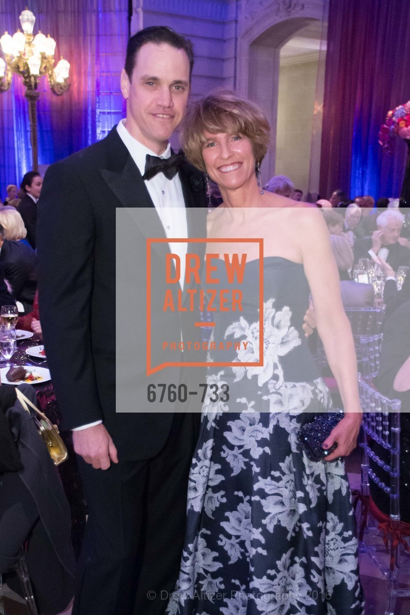 Robert Mailer Anderson, Kate Duhamel, San Francisco Ballet 2016 Opening Night Gala, San Francisco City Hall. 1 Dr Carlton B Goodlett Pl, January 21st, 2016,Drew Altizer, Drew Altizer Photography, full-service event agency, private events, San Francisco photographer, photographer California