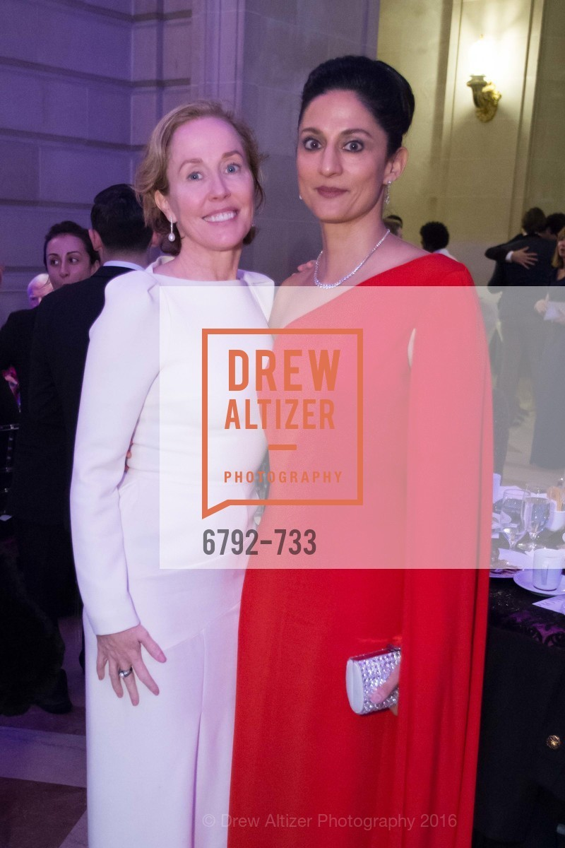 Catherine Slovonia, Leela Branston, San Francisco Ballet 2016 Opening Night Gala, San Francisco City Hall. 1 Dr Carlton B Goodlett Pl, January 21st, 2016,Drew Altizer, Drew Altizer Photography, full-service agency, private events, San Francisco photographer, photographer california