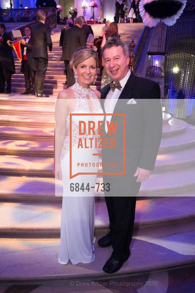 Simona Barbikova, Michael Verdone, San Francisco Ballet 2016 Opening Night Gala, San Francisco City Hall. 1 Dr Carlton B Goodlett Pl, January 21st, 2016,Drew Altizer, Drew Altizer Photography, full-service event agency, private events, San Francisco photographer, photographer California