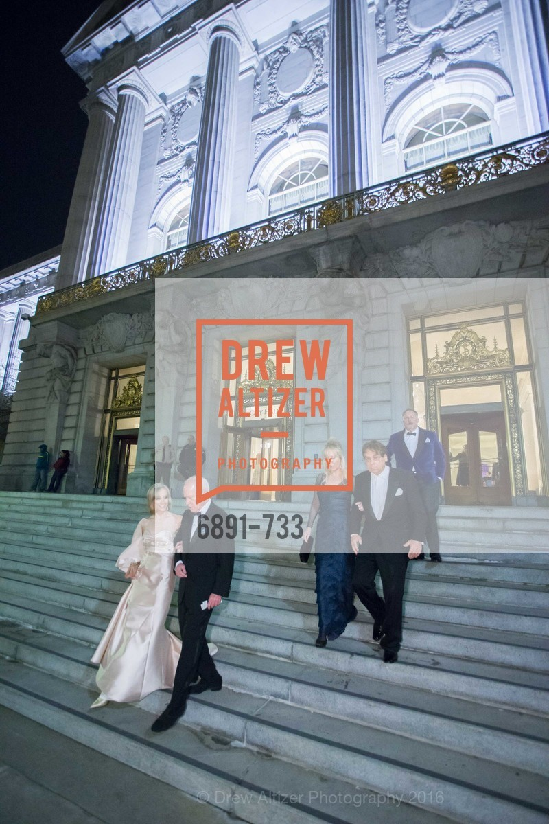 OJ Shansby, Gary Shansby, San Francisco Ballet 2016 Opening Night Gala, San Francisco City Hall. 1 Dr Carlton B Goodlett Pl, January 21st, 2016,Drew Altizer, Drew Altizer Photography, full-service agency, private events, San Francisco photographer, photographer california