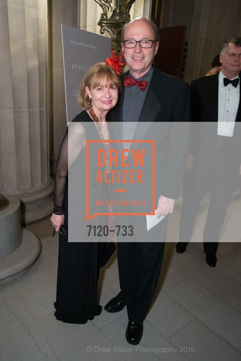 Anne Dillen, Mark Dillen, San Francisco Ballet 2016 Opening Night Gala, San Francisco City Hall. 1 Dr Carlton B Goodlett Pl, January 21st, 2016,Drew Altizer, Drew Altizer Photography, full-service agency, private events, San Francisco photographer, photographer california