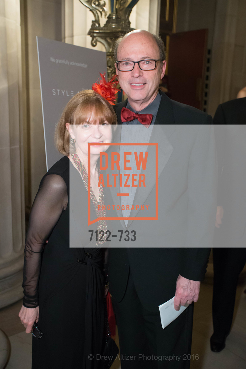 Anne Dillen, Mark Dillen, San Francisco Ballet 2016 Opening Night Gala, San Francisco City Hall. 1 Dr Carlton B Goodlett Pl, January 21st, 2016,Drew Altizer, Drew Altizer Photography, full-service event agency, private events, San Francisco photographer, photographer California