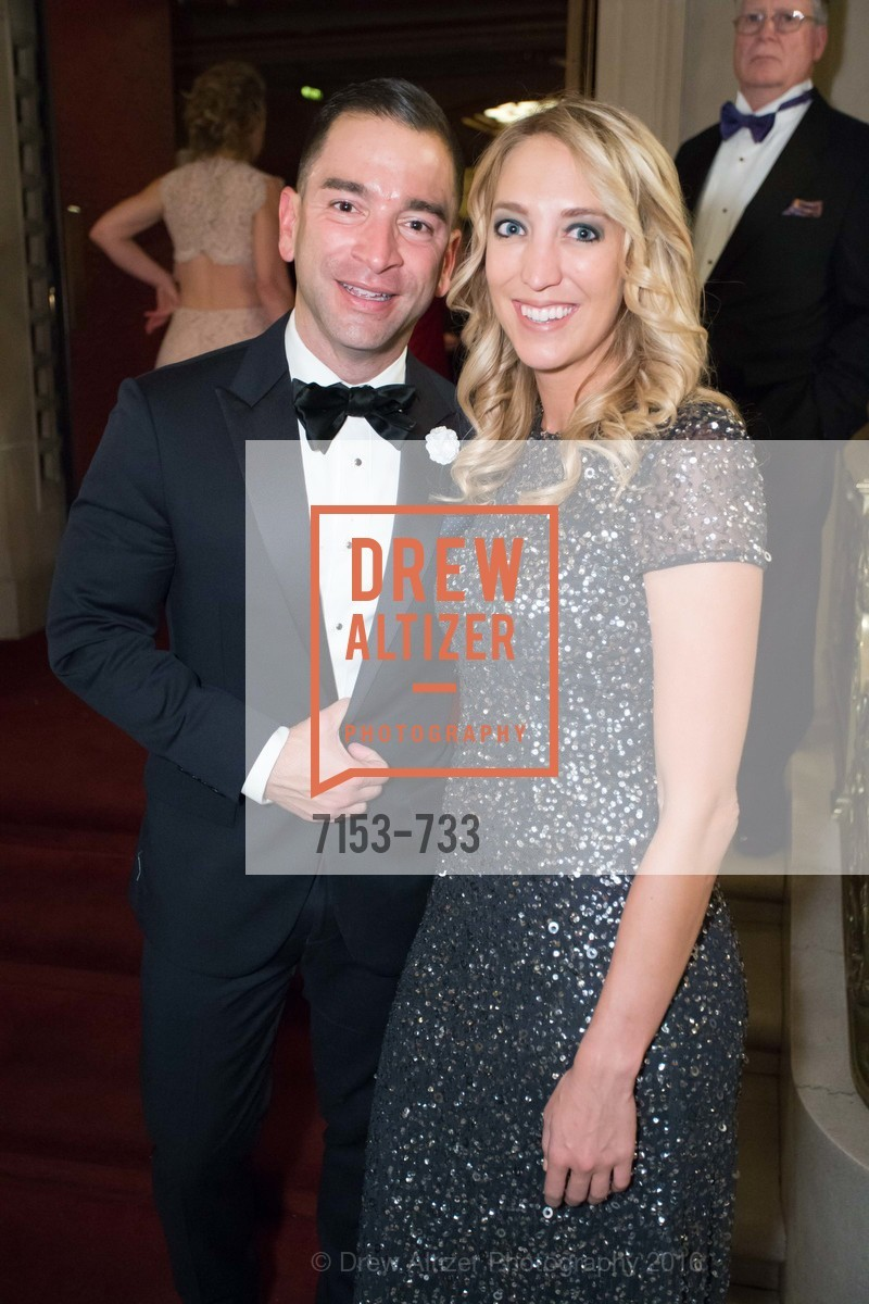 James Loduca, Kelly Larkan, San Francisco Ballet 2016 Opening Night Gala, San Francisco City Hall. 1 Dr Carlton B Goodlett Pl, January 21st, 2016,Drew Altizer, Drew Altizer Photography, full-service agency, private events, San Francisco photographer, photographer california