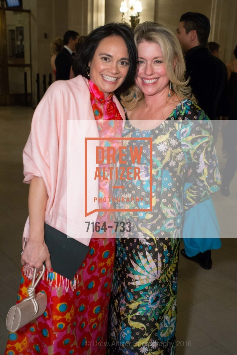 Michelle Billworth, Kristin Tatham, San Francisco Ballet 2016 Opening Night Gala, San Francisco City Hall. 1 Dr Carlton B Goodlett Pl, January 21st, 2016,Drew Altizer, Drew Altizer Photography, full-service agency, private events, San Francisco photographer, photographer california