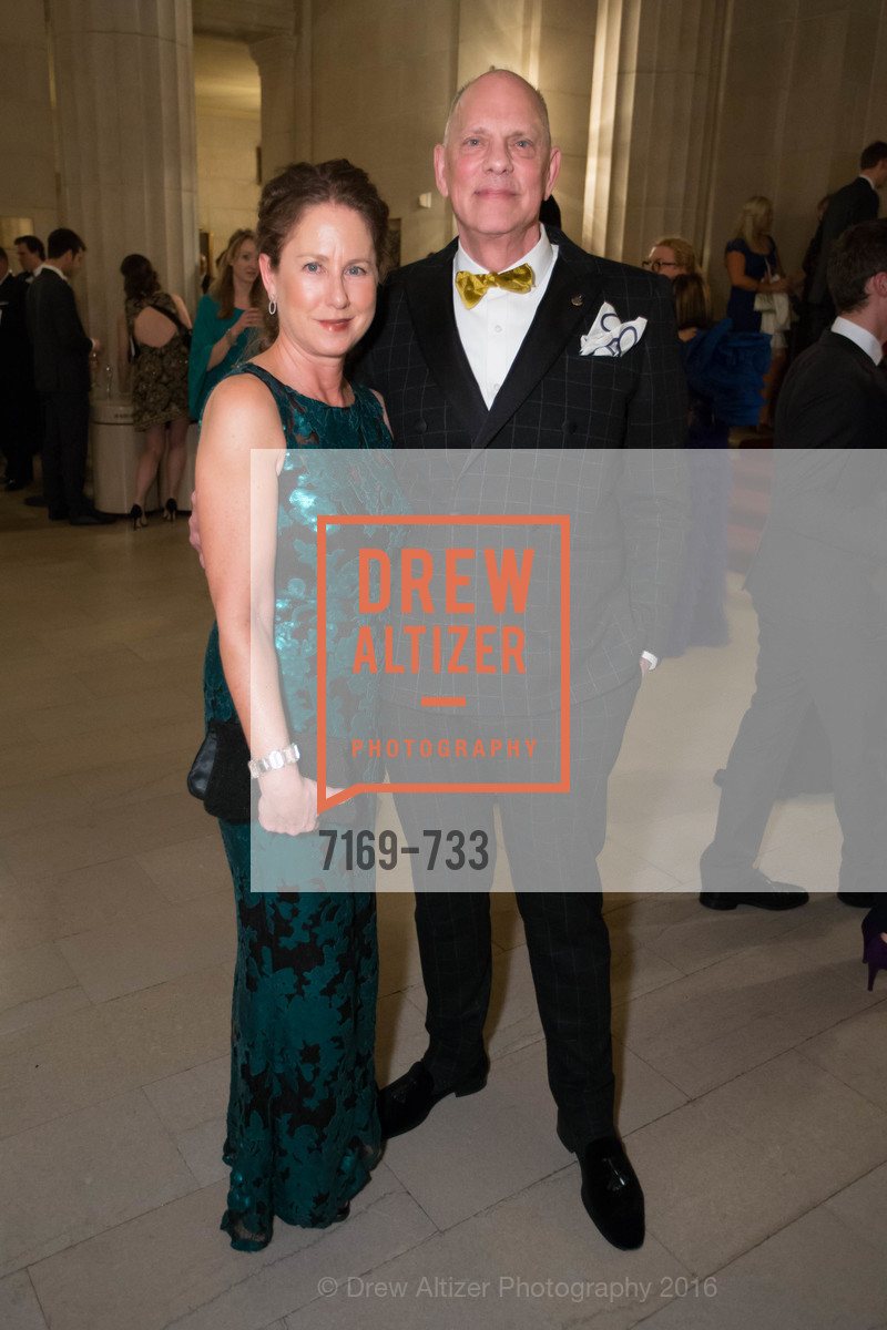 Caroline Hutton, John Cappo, San Francisco Ballet 2016 Opening Night Gala, San Francisco City Hall. 1 Dr Carlton B Goodlett Pl, January 21st, 2016,Drew Altizer, Drew Altizer Photography, full-service agency, private events, San Francisco photographer, photographer california