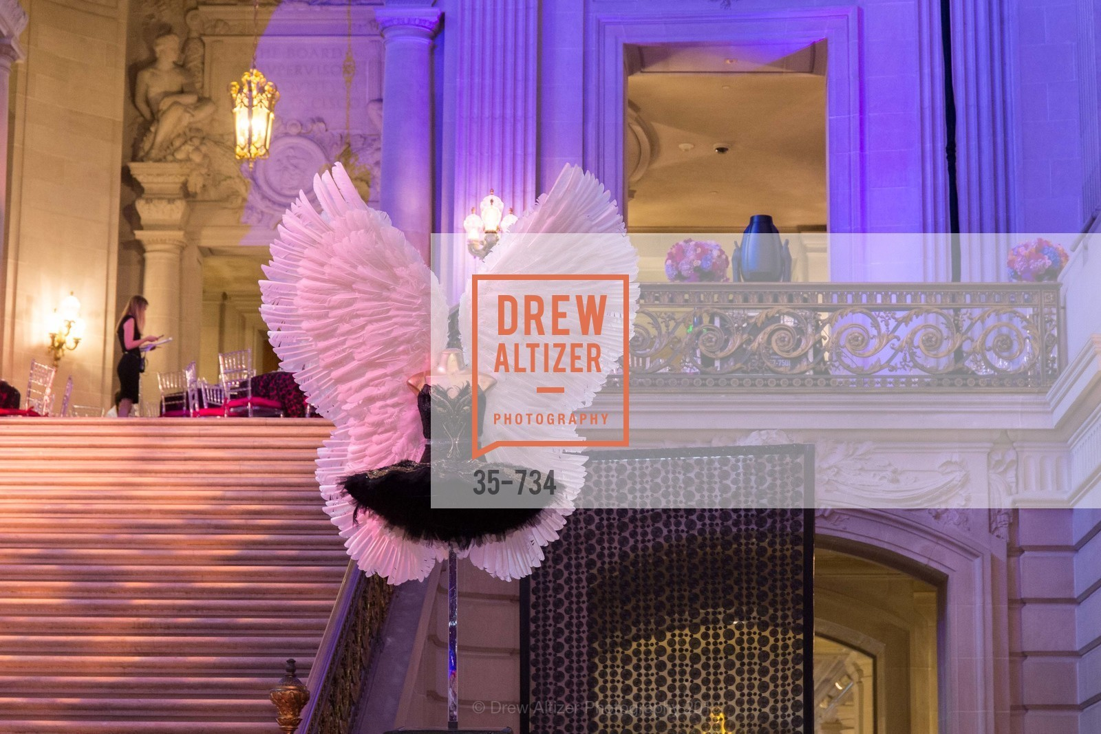 Atmosphere, San Francisco Ballet 2016 ENCORE! Opening Night Gala, San Francisco City Hall. 1 Dr Carlton B Goodlett Pl, January 21st, 2016,Drew Altizer, Drew Altizer Photography, full-service agency, private events, San Francisco photographer, photographer california