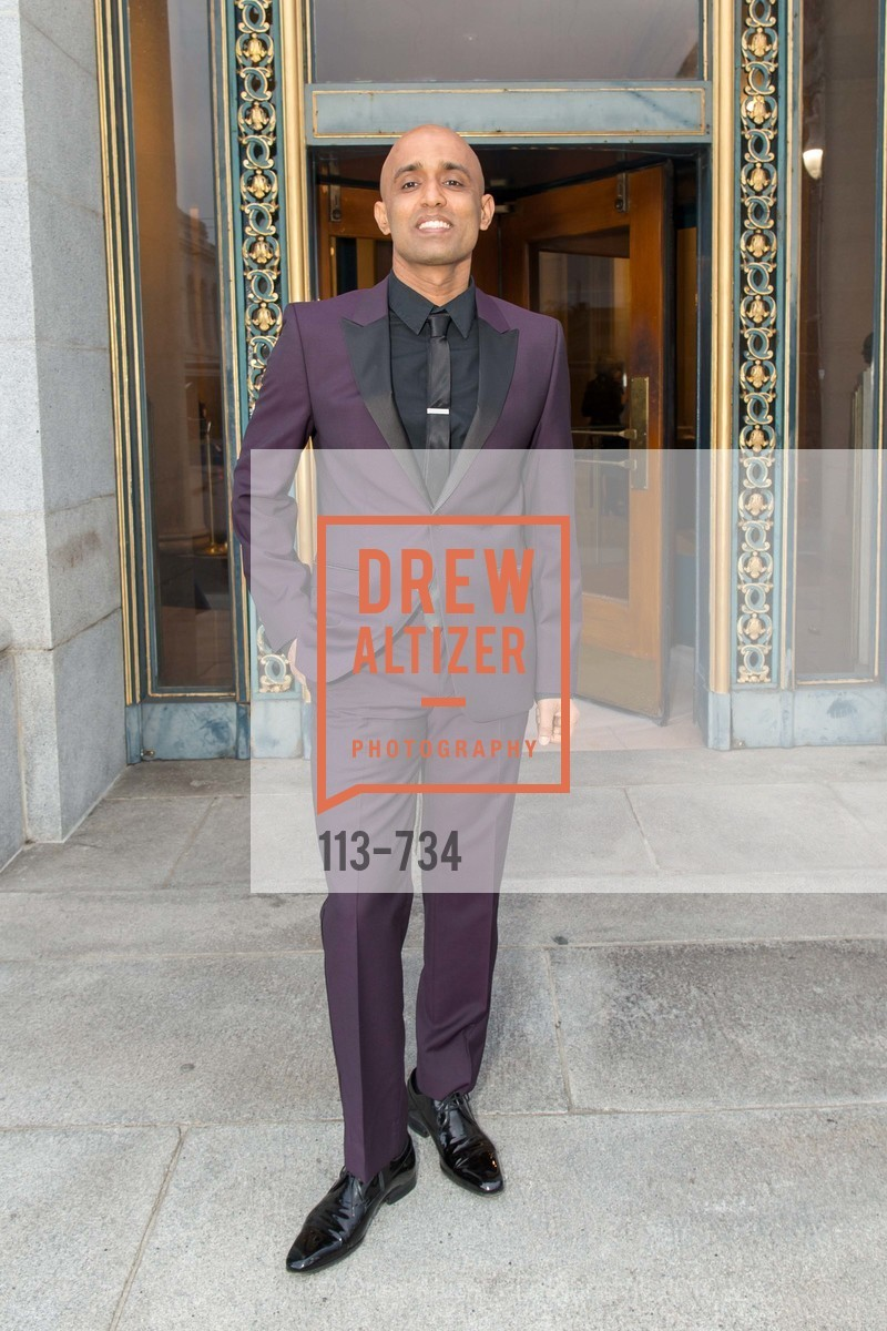 Sunil Sharma, San Francisco Ballet 2016 ENCORE! Opening Night Gala, San Francisco City Hall. 1 Dr Carlton B Goodlett Pl, January 21st, 2016,Drew Altizer, Drew Altizer Photography, full-service agency, private events, San Francisco photographer, photographer california