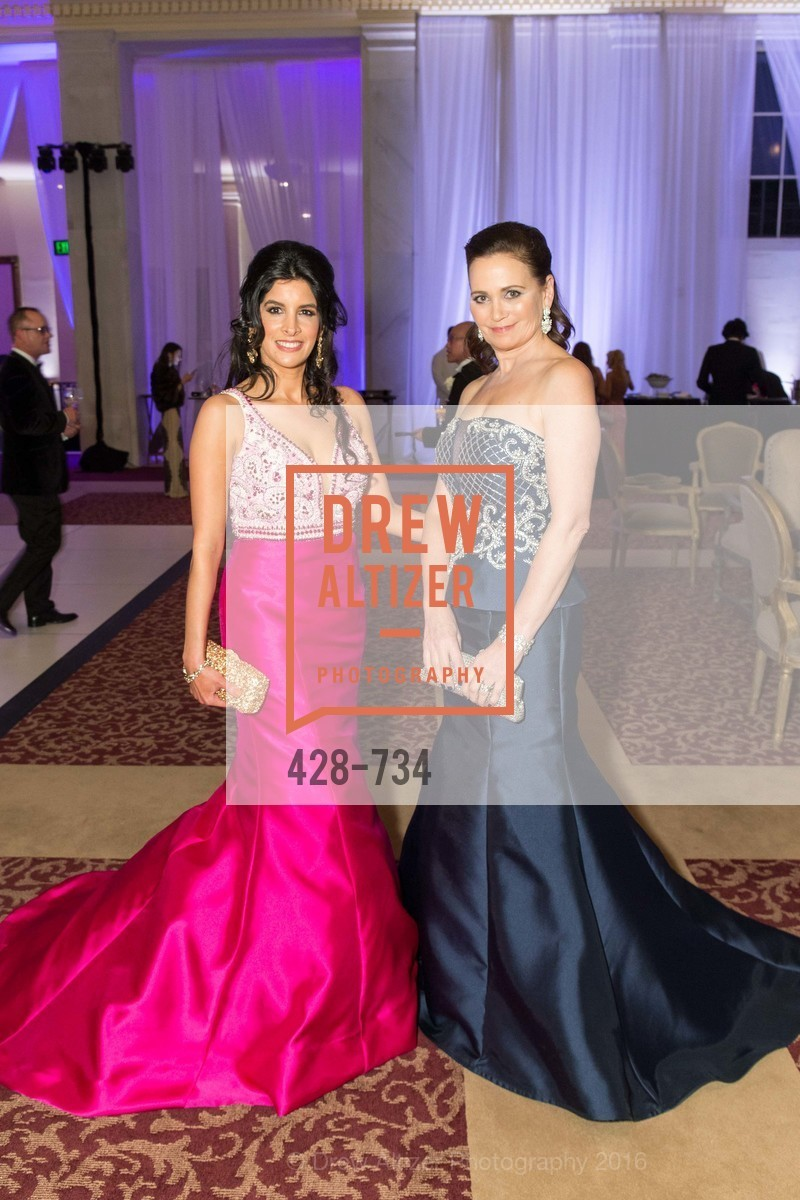 Veronica Rivas-Tramontozzi, Jane Burkhard, San Francisco Ballet 2016 ENCORE! Opening Night Gala, San Francisco City Hall. 1 Dr Carlton B Goodlett Pl, January 21st, 2016,Drew Altizer, Drew Altizer Photography, full-service agency, private events, San Francisco photographer, photographer california