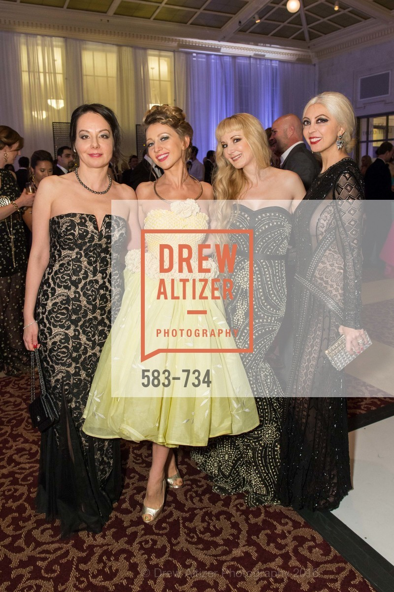 Svetlana Jilenko, Shannyn Bessoni, Simone Derayeh, San Francisco Ballet 2016 ENCORE! Opening Night Gala, San Francisco City Hall. 1 Dr Carlton B Goodlett Pl, January 21st, 2016,Drew Altizer, Drew Altizer Photography, full-service agency, private events, San Francisco photographer, photographer california