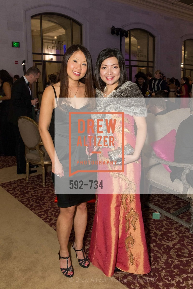 Julie Chen, Mary Tsui, San Francisco Ballet 2016 ENCORE! Opening Night Gala, San Francisco City Hall. 1 Dr Carlton B Goodlett Pl, January 21st, 2016,Drew Altizer, Drew Altizer Photography, full-service agency, private events, San Francisco photographer, photographer california