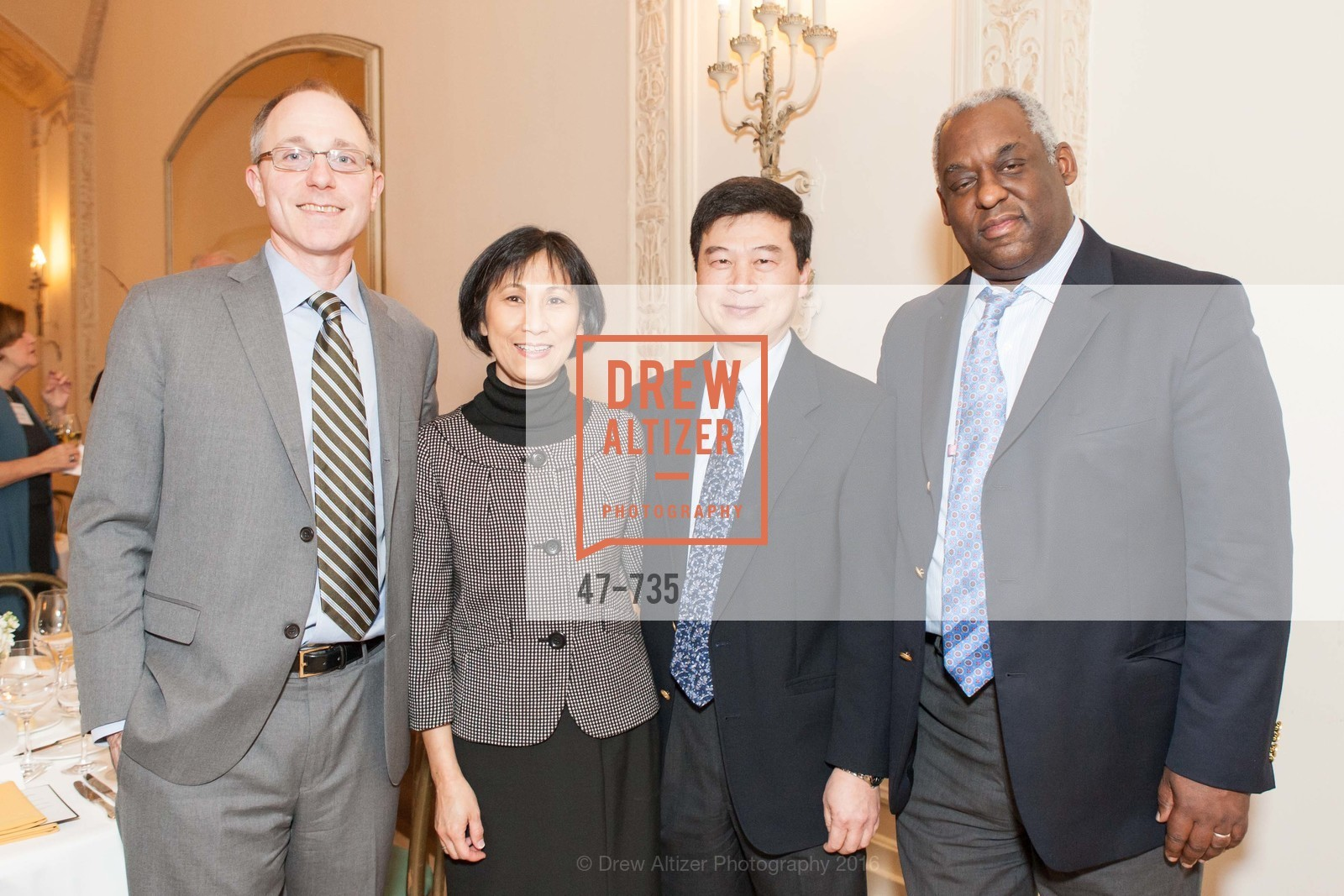 Mike Rancilio, Abby Li, Pui-Yan Kwok, James Blue, A Night with the NewsHour, Metropolitan Club. 640 Sutter Street, January 21st, 2016,Drew Altizer, Drew Altizer Photography, full-service agency, private events, San Francisco photographer, photographer california