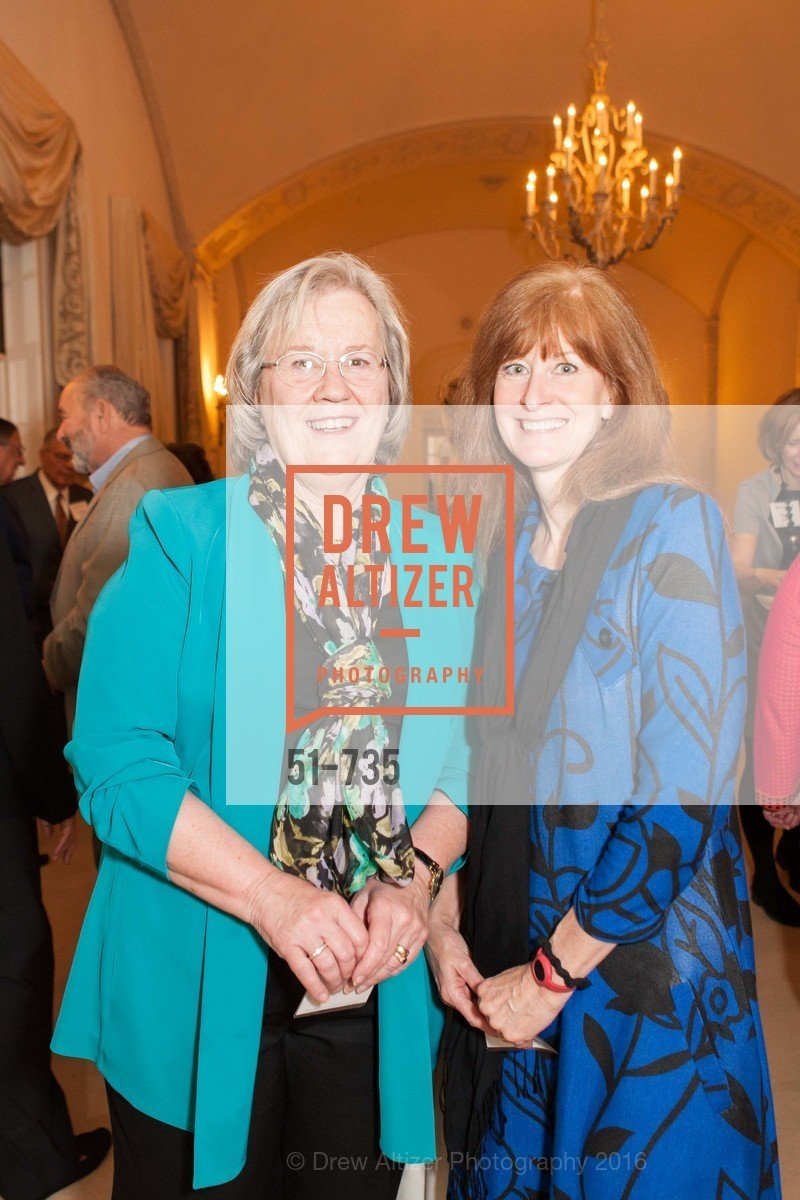 Marcia Ginsburg, Karen Schneider, A Night with the NewsHour, Metropolitan Club. 640 Sutter Street, January 21st, 2016,Drew Altizer, Drew Altizer Photography, full-service agency, private events, San Francisco photographer, photographer california
