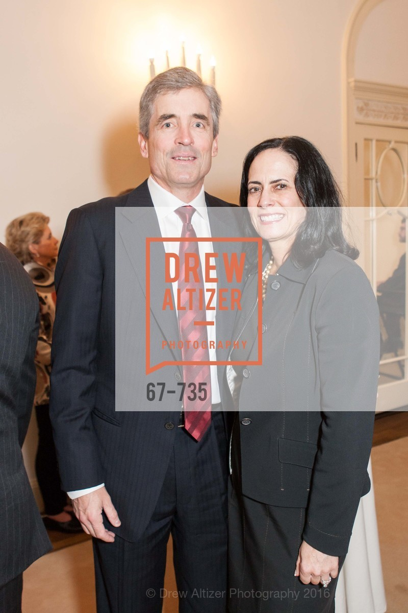 Mike Harrison, Debbie Harrison, A Night with the NewsHour, Metropolitan Club. 640 Sutter Street, January 21st, 2016,Drew Altizer, Drew Altizer Photography, full-service agency, private events, San Francisco photographer, photographer california