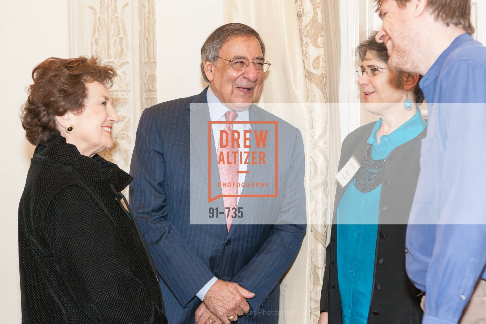 Sylvia Panetta, Leon Panetta, Nancy Blachman, A Night with the NewsHour, Metropolitan Club. 640 Sutter Street, January 21st, 2016,Drew Altizer, Drew Altizer Photography, full-service agency, private events, San Francisco photographer, photographer california