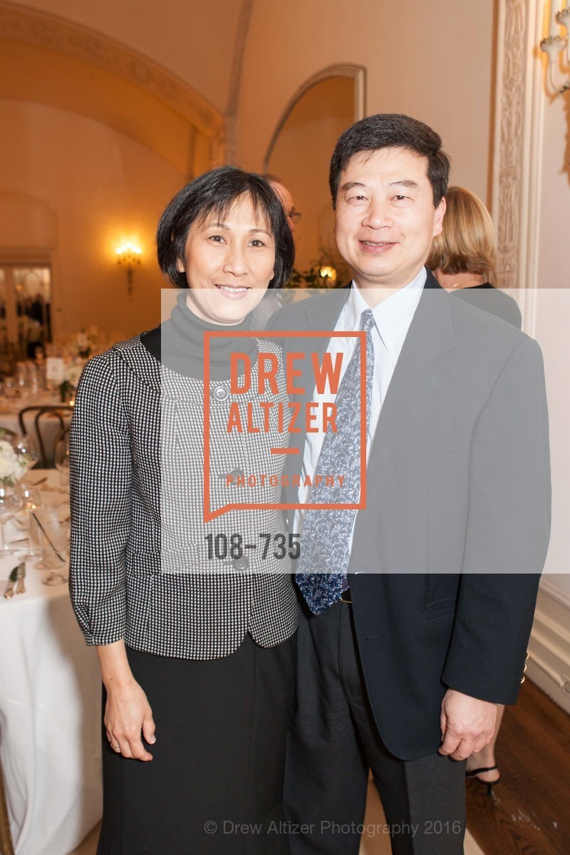 Abby Li, Pui-Yan Kwok, A Night with the NewsHour, Metropolitan Club. 640 Sutter Street, January 21st, 2016,Drew Altizer, Drew Altizer Photography, full-service agency, private events, San Francisco photographer, photographer california