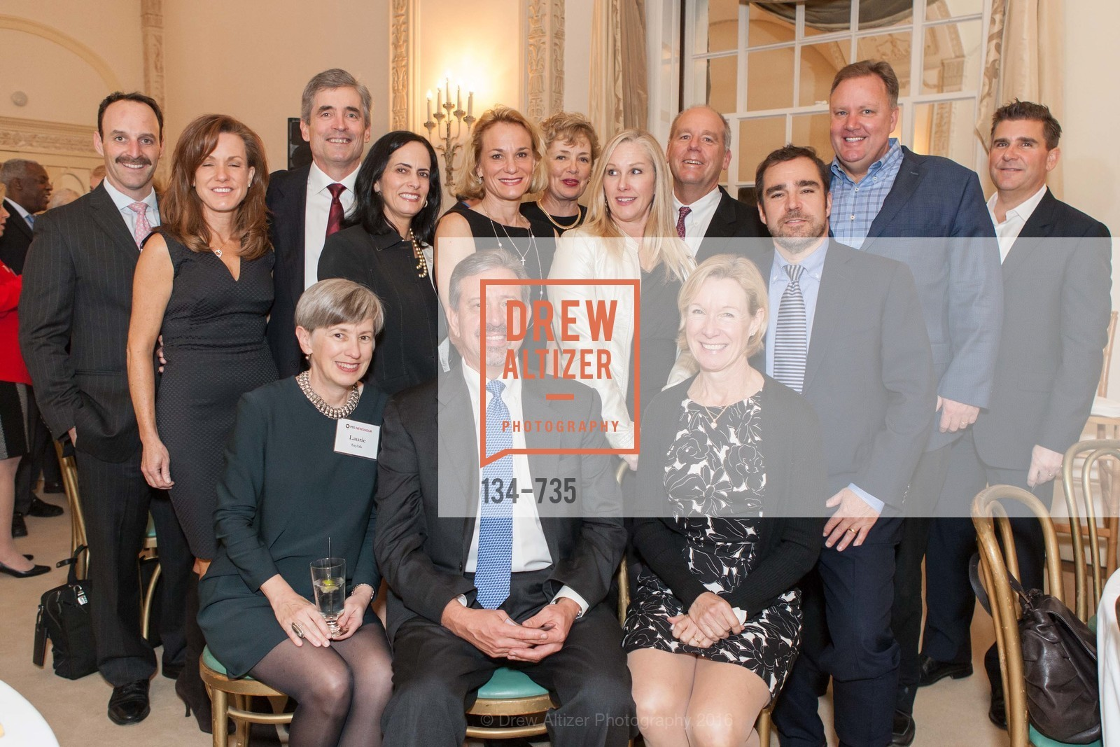 Group Picture, A Night with the NewsHour, Metropolitan Club. 640 Sutter Street, January 21st, 2016,Drew Altizer, Drew Altizer Photography, full-service agency, private events, San Francisco photographer, photographer california