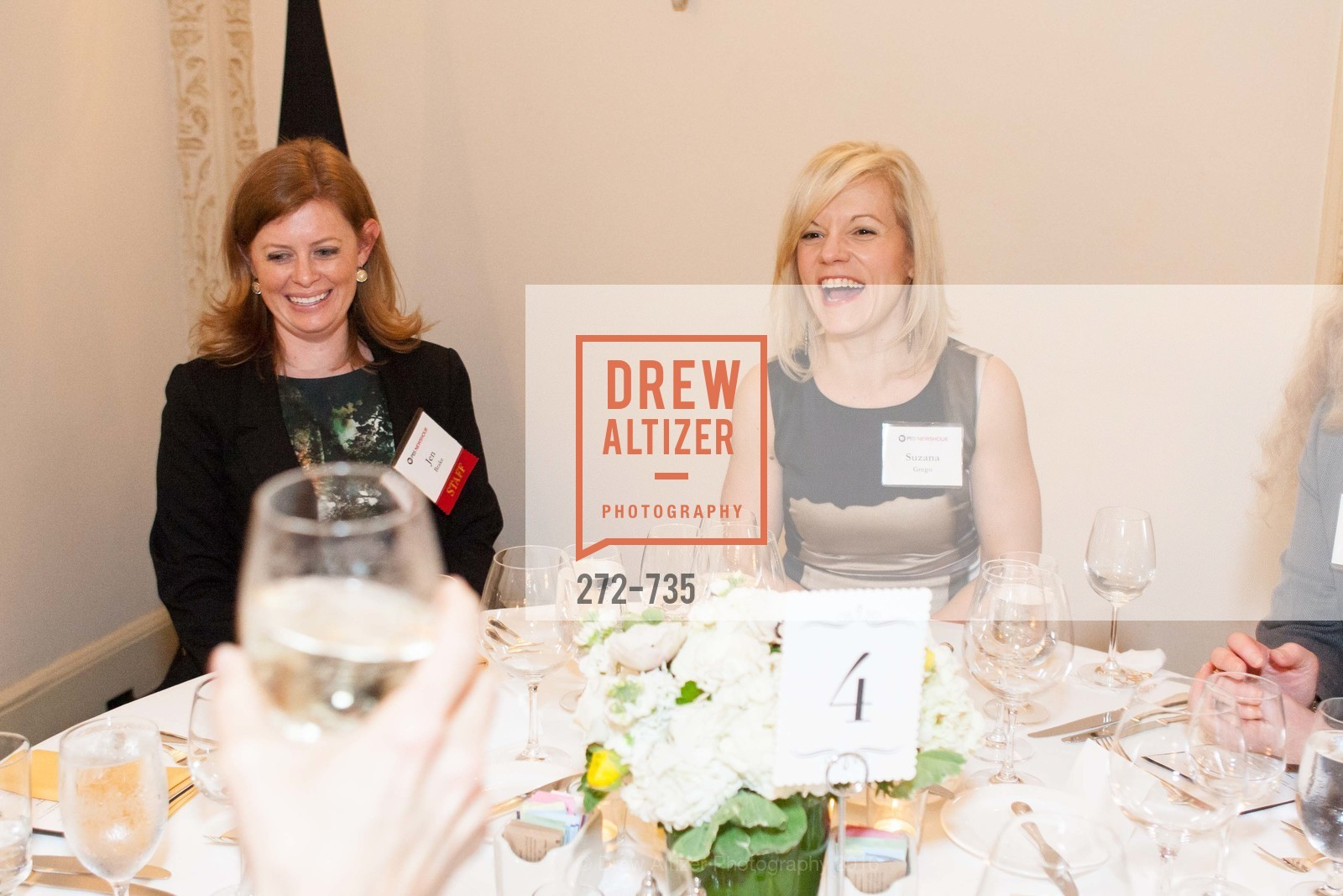 Jen Brake, Suzana Grego, A Night with the NewsHour, Metropolitan Club. 640 Sutter Street, January 21st, 2016,Drew Altizer, Drew Altizer Photography, full-service agency, private events, San Francisco photographer, photographer california
