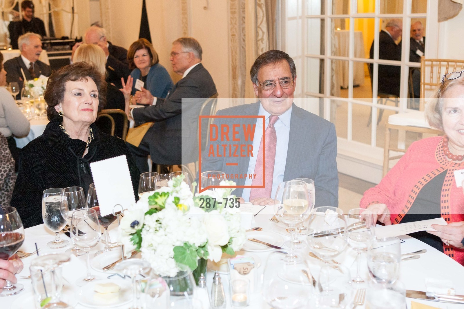 Sylvia Panetta, Leon Panetta, A Night with the NewsHour, Metropolitan Club. 640 Sutter Street, January 21st, 2016,Drew Altizer, Drew Altizer Photography, full-service agency, private events, San Francisco photographer, photographer california