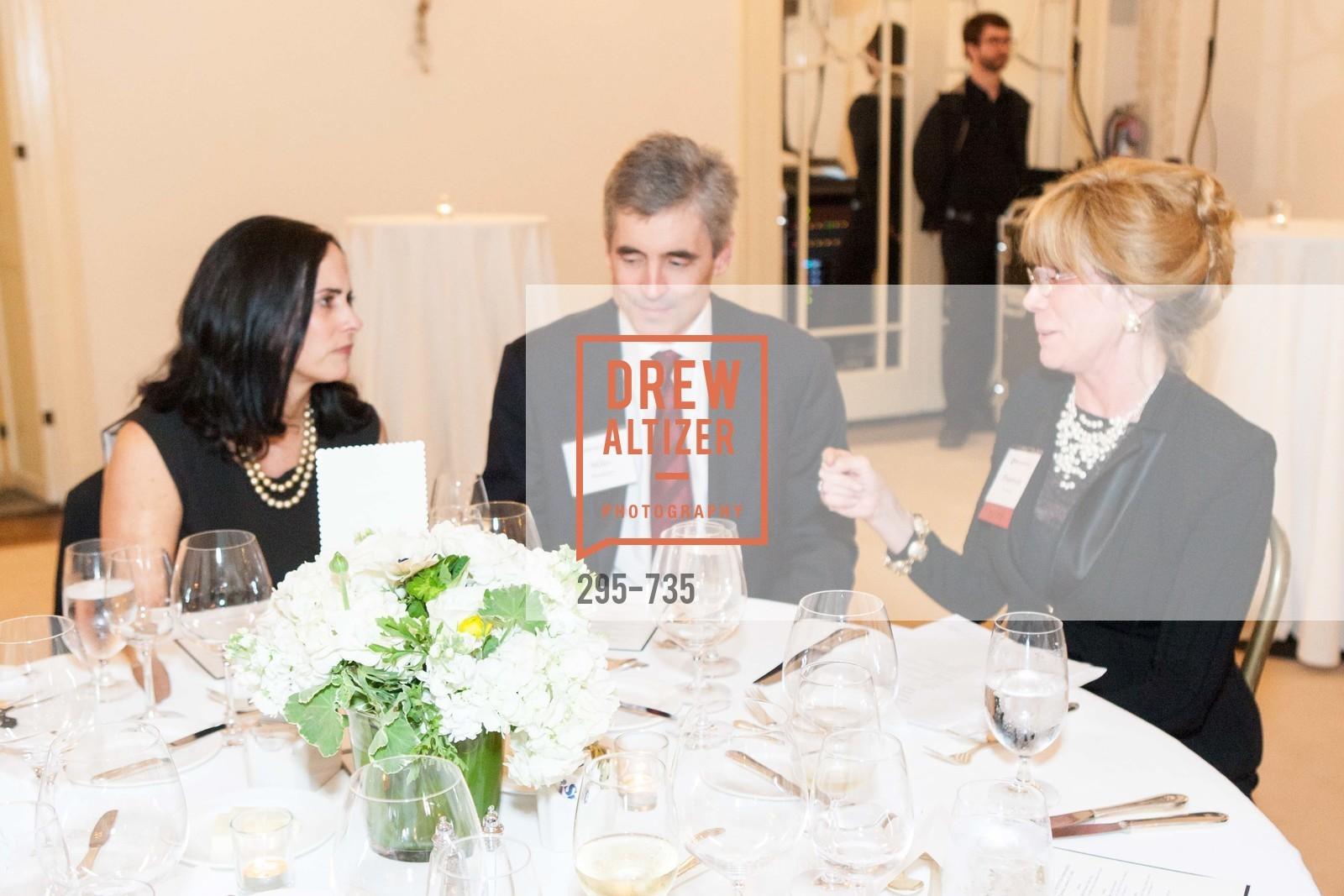 Debbie Harrison, Mike Harrison, Franmarie Kennedy, Photo #295-735