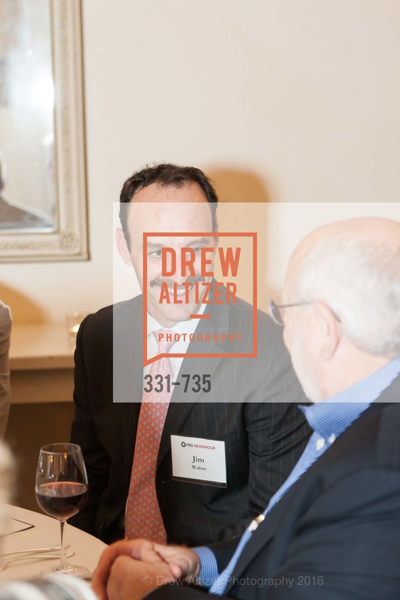 Jim Walter, A Night with the NewsHour, Metropolitan Club. 640 Sutter Street, January 21st, 2016,Drew Altizer, Drew Altizer Photography, full-service agency, private events, San Francisco photographer, photographer california