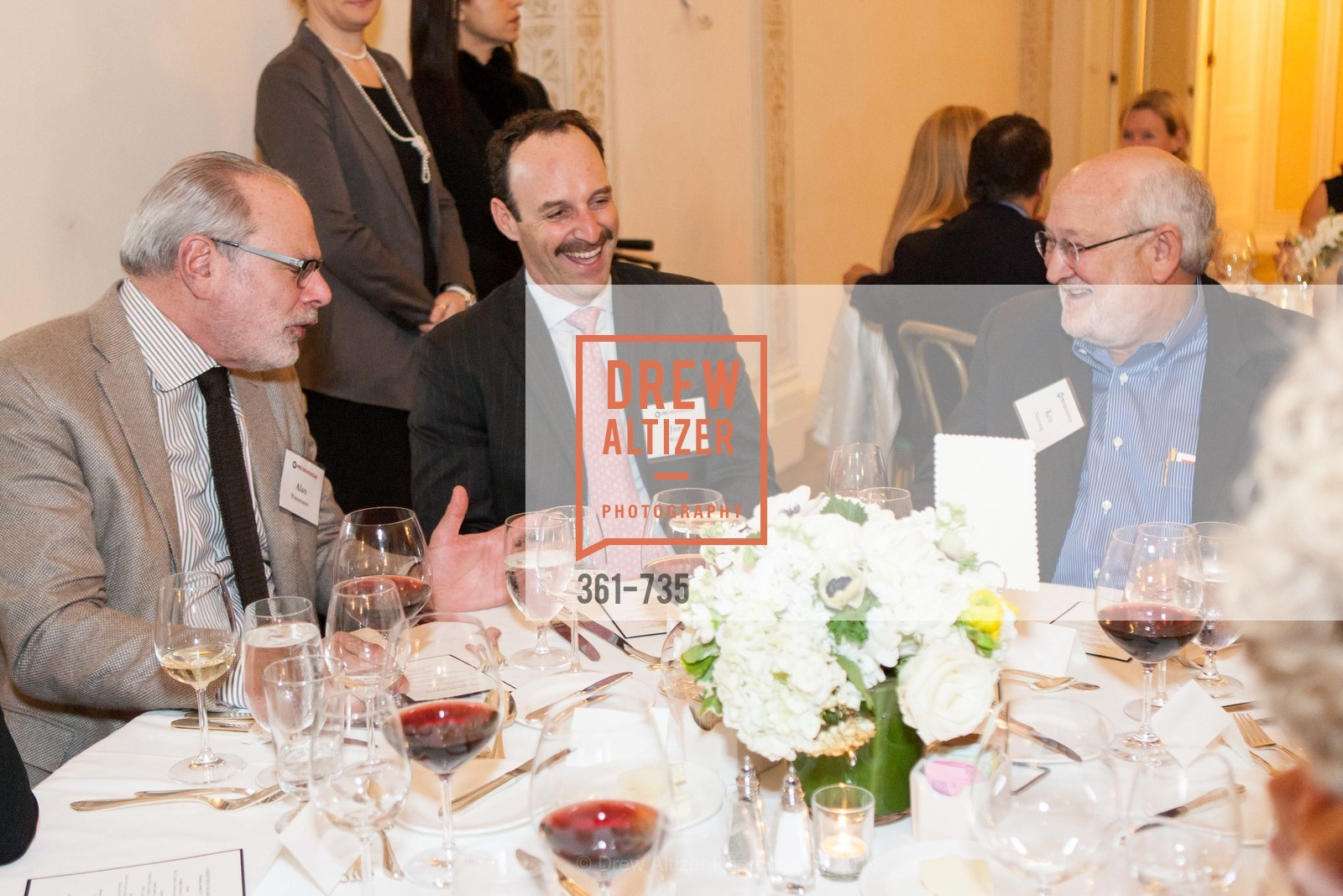 Alan Pomerantz, Jim Walter, Ken Nitzberg, A Night with the NewsHour, Metropolitan Club. 640 Sutter Street, January 21st, 2016,Drew Altizer, Drew Altizer Photography, full-service agency, private events, San Francisco photographer, photographer california