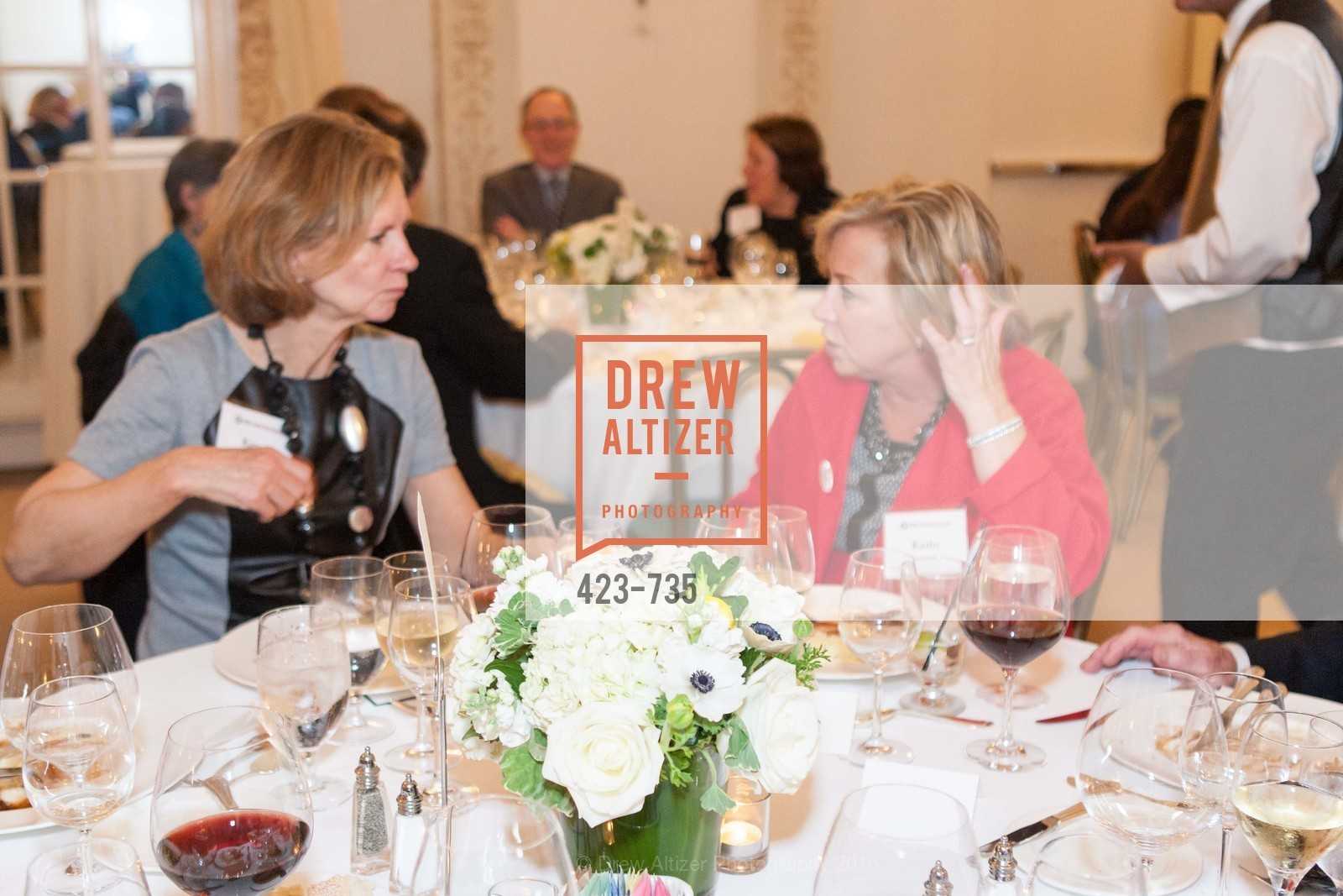 Carol Ann Rogers, Kathy Connolly, A Night with the NewsHour, Metropolitan Club. 640 Sutter Street, January 21st, 2016,Drew Altizer, Drew Altizer Photography, full-service agency, private events, San Francisco photographer, photographer california