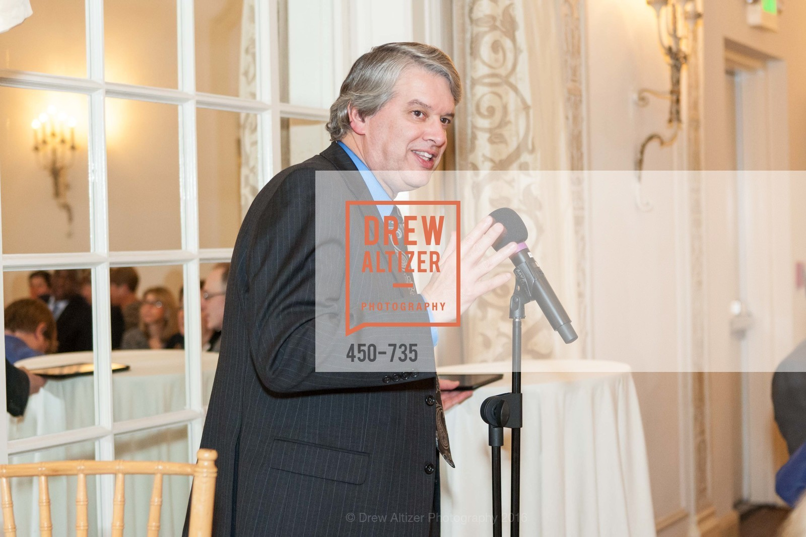 Rick Schneider, A Night with the NewsHour, Metropolitan Club. 640 Sutter Street, January 21st, 2016,Drew Altizer, Drew Altizer Photography, full-service agency, private events, San Francisco photographer, photographer california