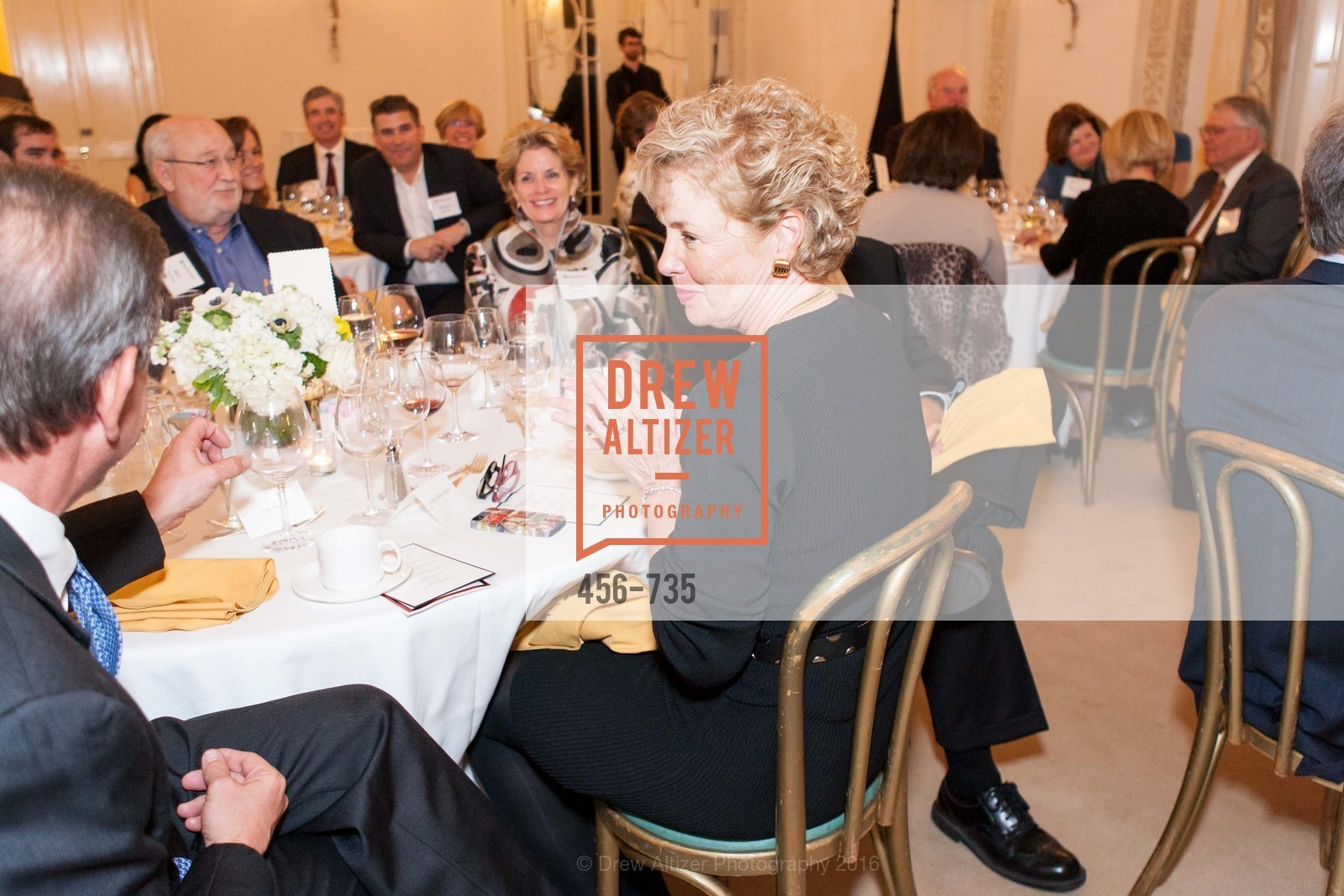 Mary Ellen Steiger, A Night with the NewsHour, Metropolitan Club. 640 Sutter Street, January 21st, 2016,Drew Altizer, Drew Altizer Photography, full-service agency, private events, San Francisco photographer, photographer california