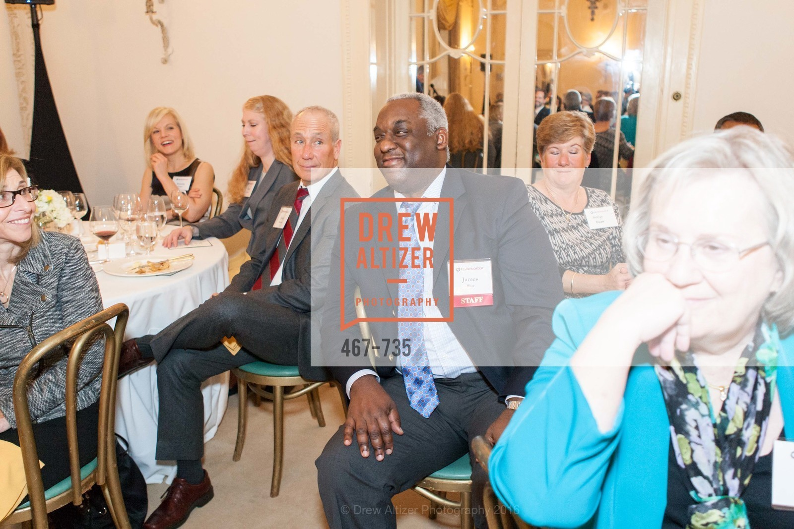James Blue, A Night with the NewsHour, Metropolitan Club. 640 Sutter Street, January 21st, 2016,Drew Altizer, Drew Altizer Photography, full-service agency, private events, San Francisco photographer, photographer california