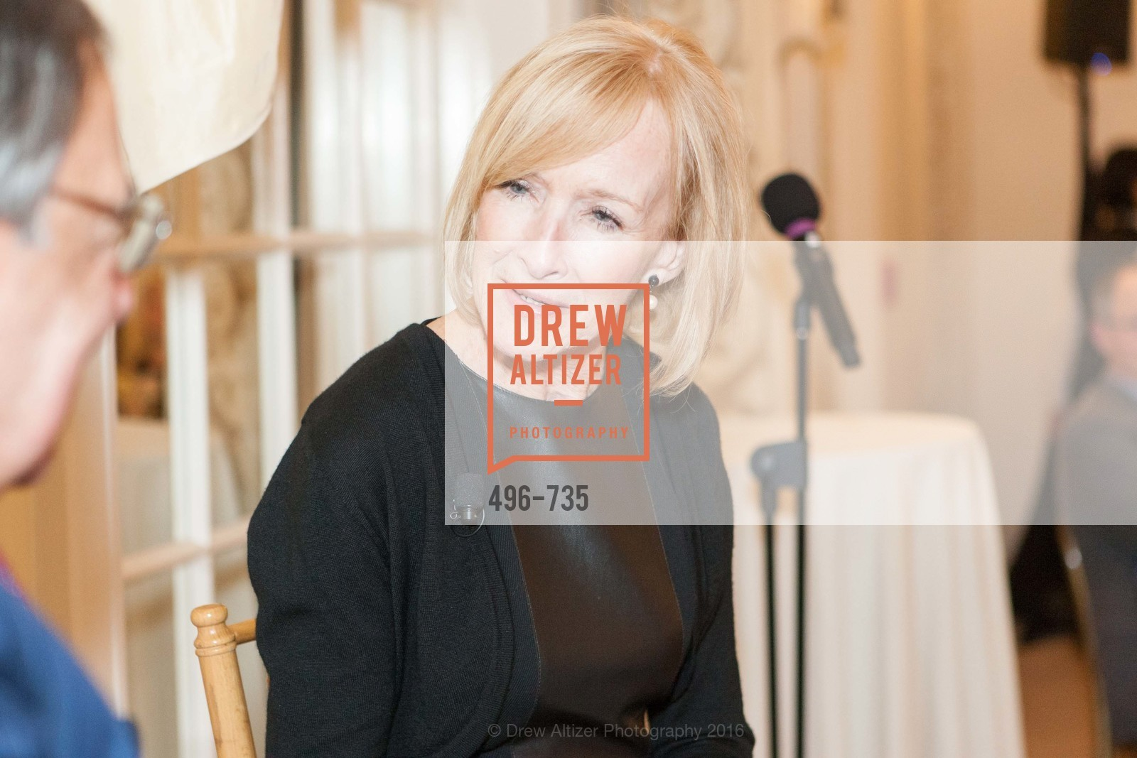 Judy Woodruff, A Night with the NewsHour, Metropolitan Club. 640 Sutter Street, January 21st, 2016,Drew Altizer, Drew Altizer Photography, full-service agency, private events, San Francisco photographer, photographer california