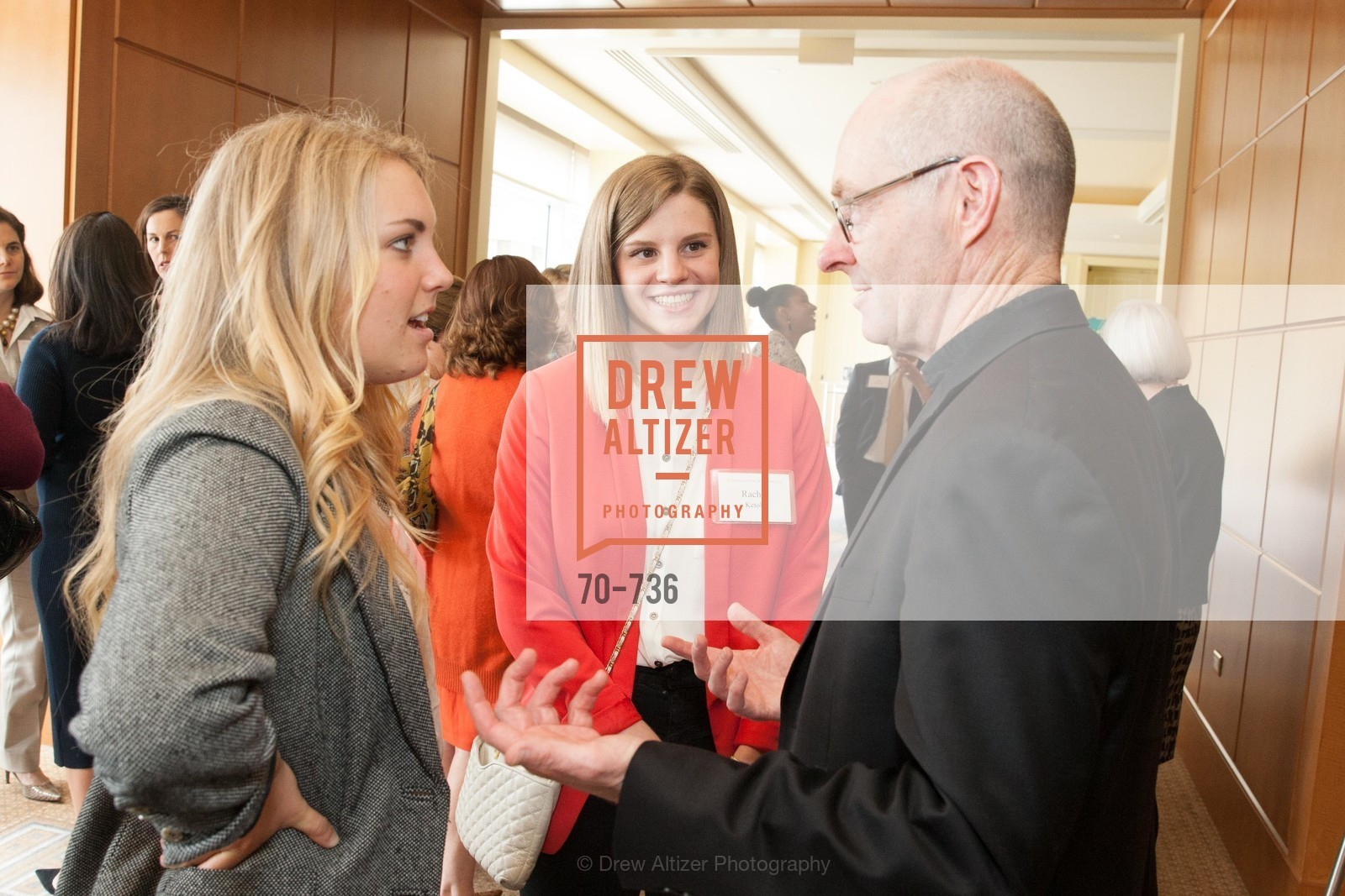 Rachel Ketola, Father Paul Fitzgerald, USF Women in Leadership and Philanthropy Luncheon With Julia Hartz, Co-Founder & President of EventBrite, US, May 16th, 2015,Drew Altizer, Drew Altizer Photography, full-service agency, private events, San Francisco photographer, photographer california
