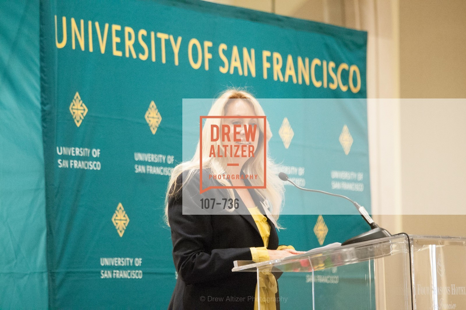 Jennifer Turpin, USF Women in Leadership and Philanthropy Luncheon With Julia Hartz, Co-Founder & President of EventBrite, US, May 15th, 2015,Drew Altizer, Drew Altizer Photography, full-service agency, private events, San Francisco photographer, photographer california