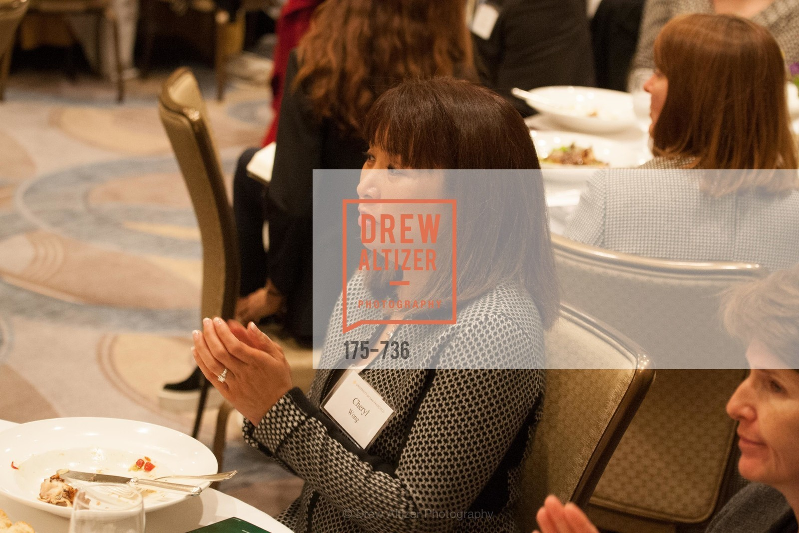 Cheryl Wong, USF Women in Leadership and Philanthropy Luncheon With Julia Hartz, Co-Founder & President of EventBrite, US, May 16th, 2015,Drew Altizer, Drew Altizer Photography, full-service agency, private events, San Francisco photographer, photographer california