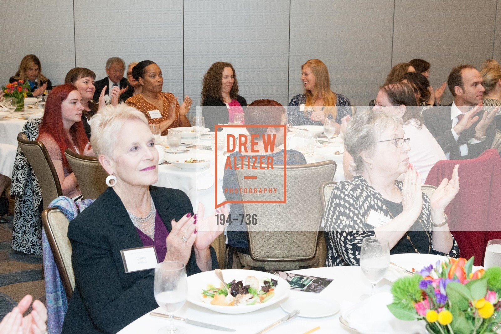 Caitie O'Shea, Carol Kelly, USF Women in Leadership and Philanthropy Luncheon With Julia Hartz, Co-Founder & President of EventBrite, US, May 16th, 2015,Drew Altizer, Drew Altizer Photography, full-service agency, private events, San Francisco photographer, photographer california