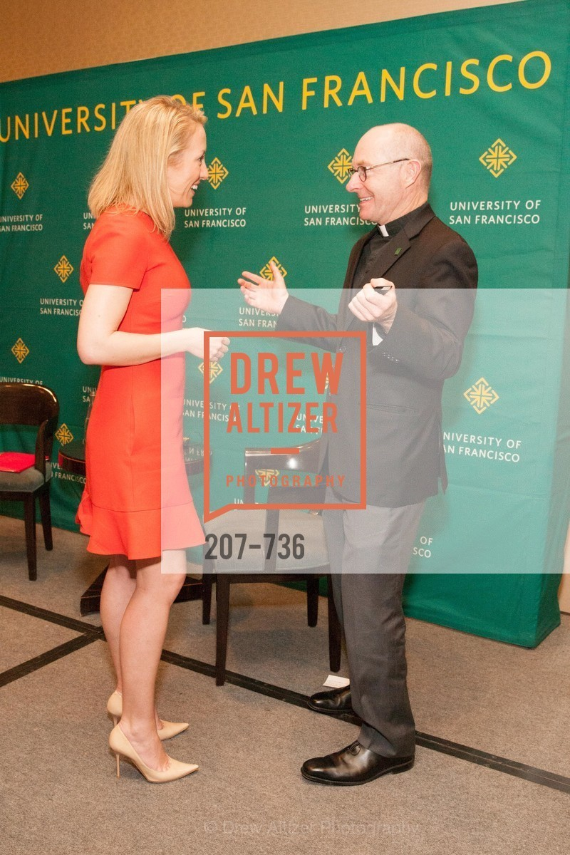 Julia Hartz, Father Paul Fitzgerald, USF Women in Leadership and Philanthropy Luncheon With Julia Hartz, Co-Founder & President of EventBrite, US, May 15th, 2015,Drew Altizer, Drew Altizer Photography, full-service agency, private events, San Francisco photographer, photographer california