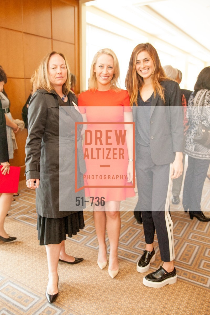 Deborah Simms, Julia Hartz, Allegra Gordon, USF Women in Leadership and Philanthropy Luncheon With Julia Hartz, Co-Founder & President of EventBrite, US, May 16th, 2015,Drew Altizer, Drew Altizer Photography, full-service agency, private events, San Francisco photographer, photographer california