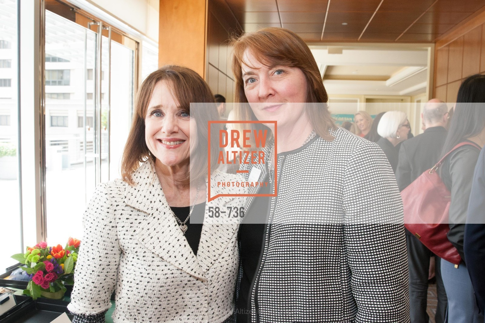 Jane Gleason, Marly Norris, USF Women in Leadership and Philanthropy Luncheon With Julia Hartz, Co-Founder & President of EventBrite, US, May 16th, 2015,Drew Altizer, Drew Altizer Photography, full-service agency, private events, San Francisco photographer, photographer california