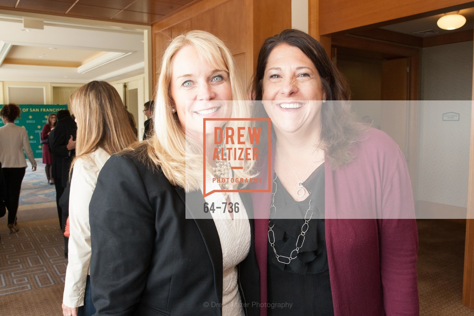 Alyse Pognetti, Kristin Palma, USF Women in Leadership and Philanthropy Luncheon With Julia Hartz, Co-Founder & President of EventBrite, US, May 16th, 2015,Drew Altizer, Drew Altizer Photography, full-service agency, private events, San Francisco photographer, photographer california