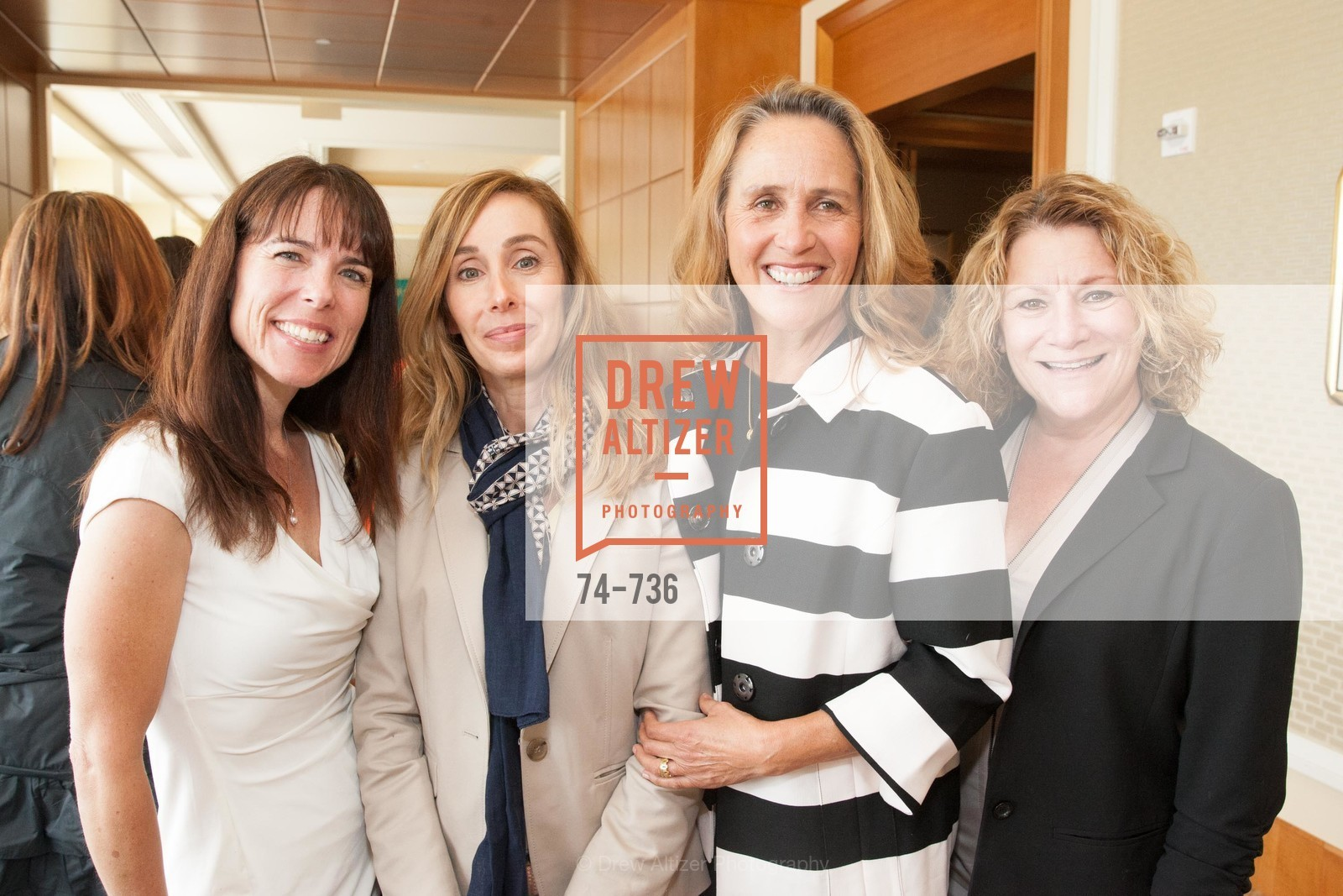 Stephanie Skaff, Annie Hurwitz, Michelle Skaff, Terrie Cosgrove, USF Women in Leadership and Philanthropy Luncheon With Julia Hartz, Co-Founder & President of EventBrite, US, May 15th, 2015,Drew Altizer, Drew Altizer Photography, full-service agency, private events, San Francisco photographer, photographer california