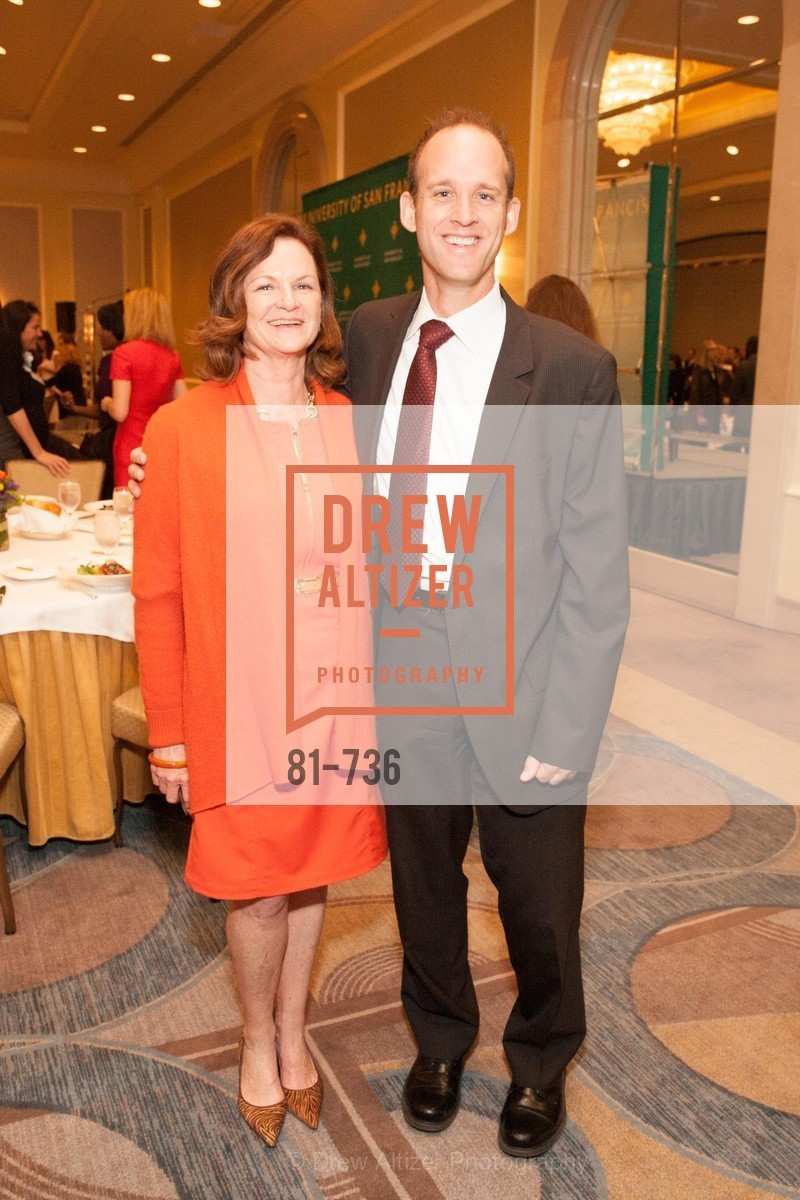 Erin Doyle Ebeling, Corey Cook, USF Women in Leadership and Philanthropy Luncheon With Julia Hartz, Co-Founder & President of EventBrite, US, May 16th, 2015,Drew Altizer, Drew Altizer Photography, full-service agency, private events, San Francisco photographer, photographer california