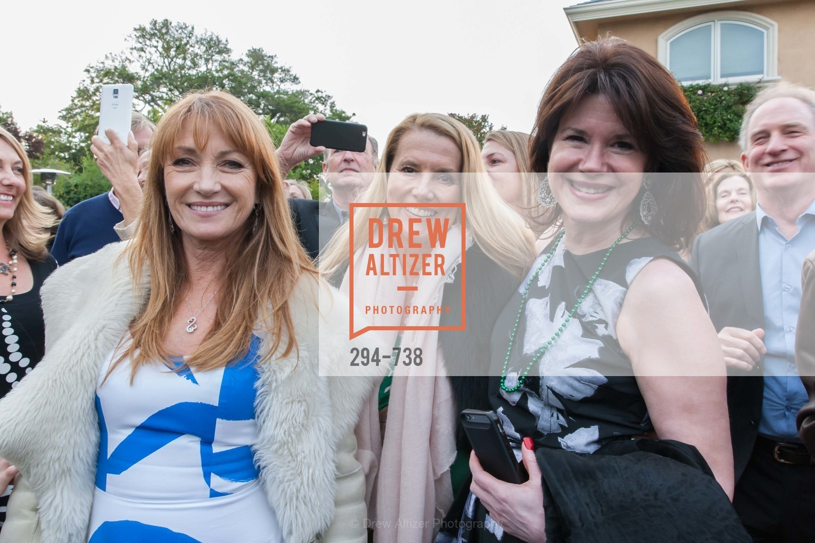 Jane Seymour, Christine DeLimur, Elaine Mellis, LymeAid 2015, US, May 18th, 2015,Drew Altizer, Drew Altizer Photography, full-service agency, private events, San Francisco photographer, photographer california