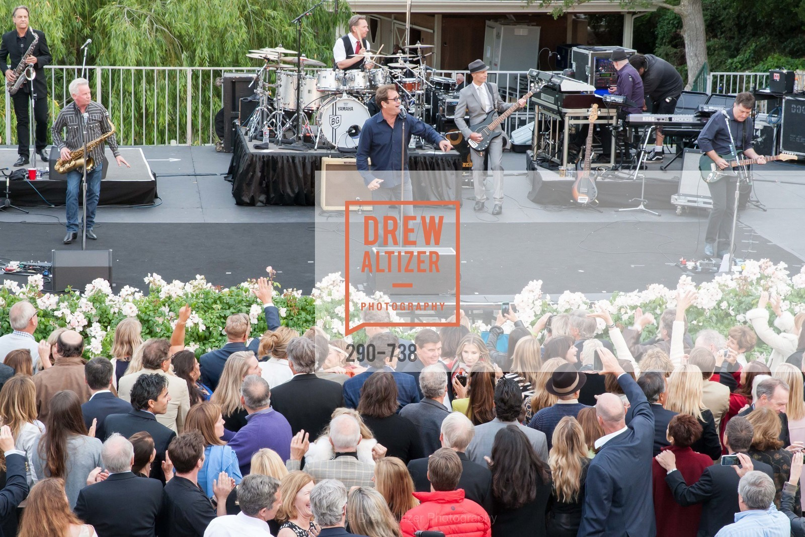 Performance By Huey Lewis And The News, LymeAid 2015, US, May 17th, 2015,Drew Altizer, Drew Altizer Photography, full-service agency, private events, San Francisco photographer, photographer california