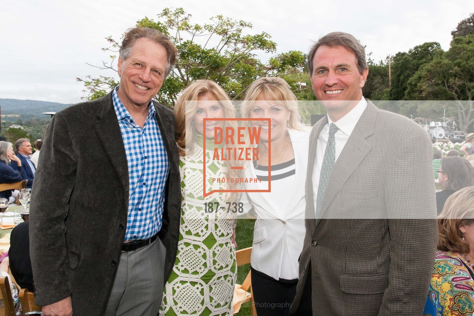 Bob Klein, Sherry Cagan, Danielle Klein, Laird Cagan, LymeAid 2015, US, May 17th, 2015,Drew Altizer, Drew Altizer Photography, full-service agency, private events, San Francisco photographer, photographer california