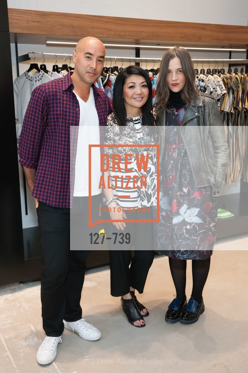 Max Osterweis, Betty Lin, Erin Beatty, BETTY LIN Store Opening - VIPS, US, May 20th, 2015,Drew Altizer, Drew Altizer Photography, full-service agency, private events, San Francisco photographer, photographer california