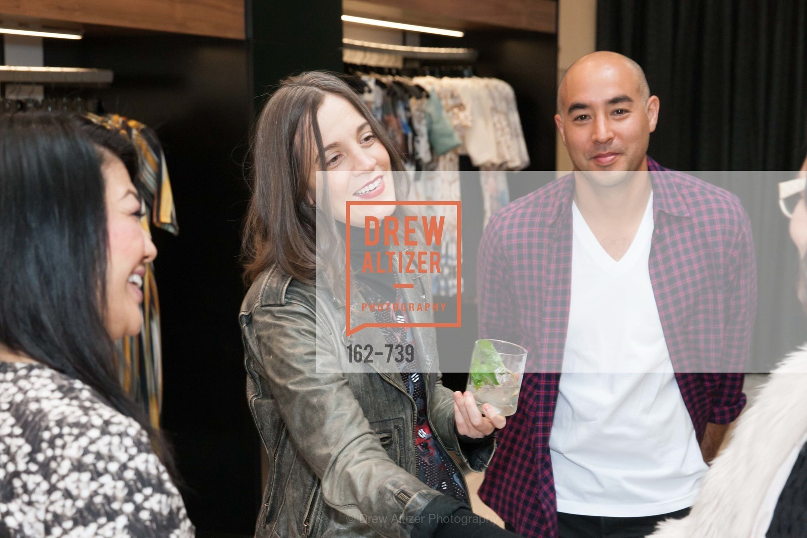 Erin Beatty, Max Osterweis, BETTY LIN Store Opening - VIPS, US, May 19th, 2015,Drew Altizer, Drew Altizer Photography, full-service agency, private events, San Francisco photographer, photographer california